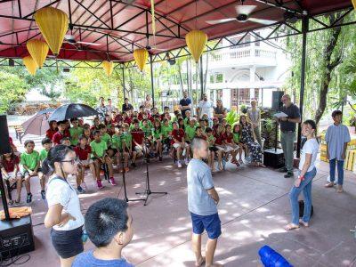Us And Them by David Campton at IGS HCMC