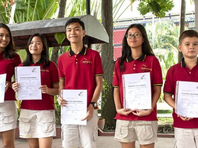Erster Schultag IGS-HCMC 2019