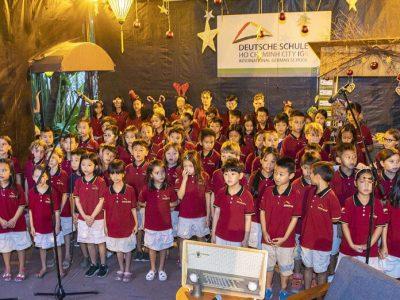 Weihnachtsmarkt 2019 IGS-HCMC