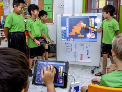 Präsentationstag zum Schuljahresende 2019 IGS HCMC