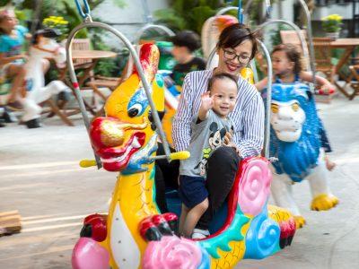 Open Day Kindergarten at IGS HCMC
