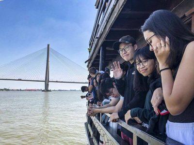 IGS-Forschungsschiff ins Mekong-Delta