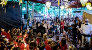 IGS German Christmas Market in HCMC