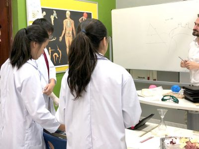 Anatomie an der IGS HCMC