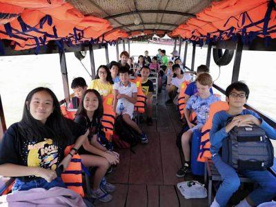 Exkursion ins Mekong-Delta IGS-HCMC