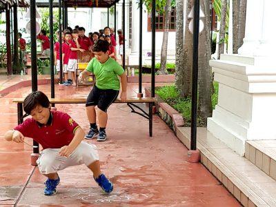 Spieletag an der IGS HCMC