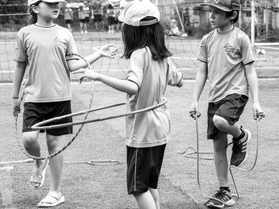 Sporttage an der IGS HCMC