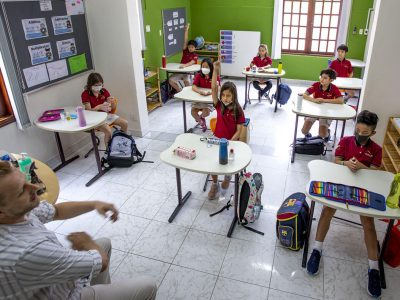 Schulbeginn nach Corona