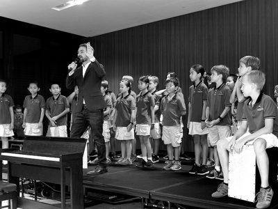 IGS HCMC Vernissage im Deutschen Haus