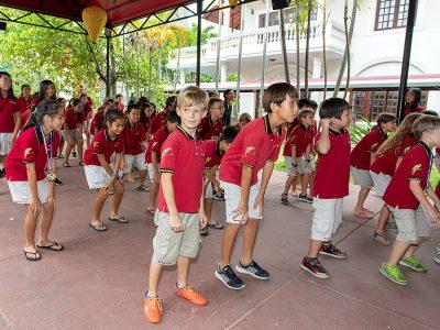 Flash Mob Schuljahresende IGS HCMC