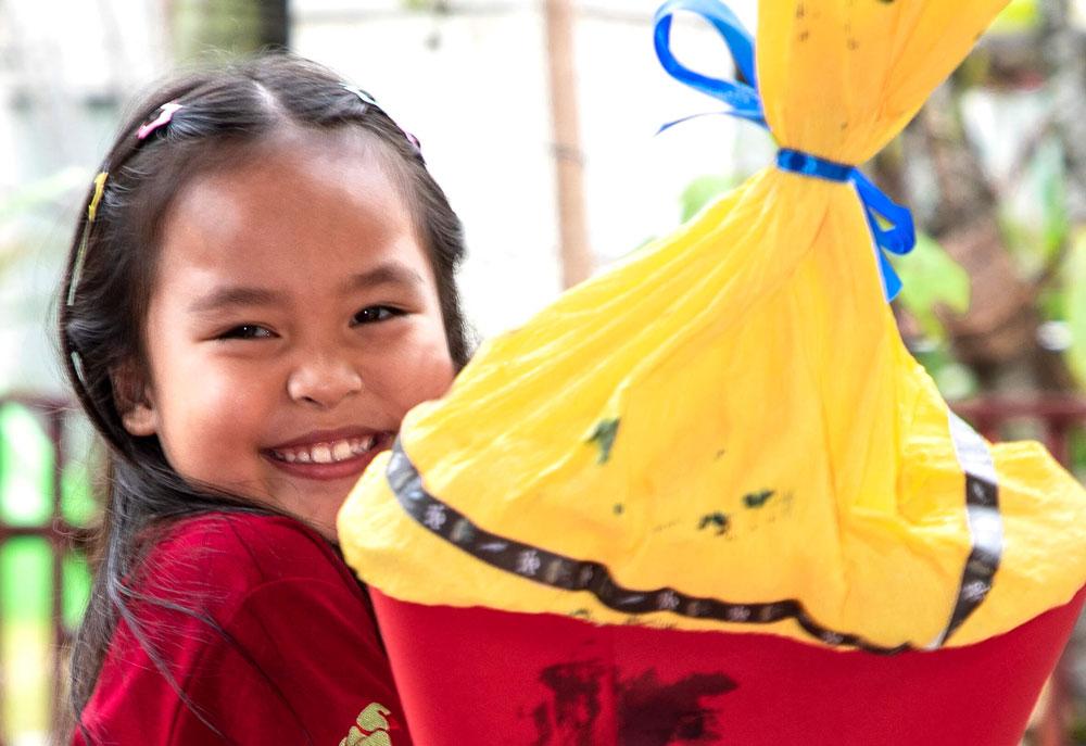 Einschulung der Piratenklasse für das Schuljahr 2019/2020 an der IGS HCMC