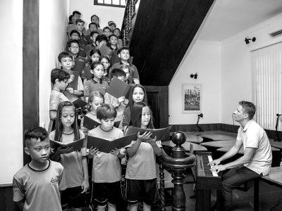 3. Oktober,Tag der Deutschen Einheit an der IGS HCMC
