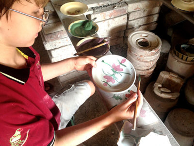 Projekt Keramikwerkstatt