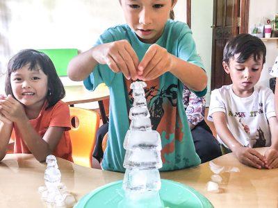 Eisschlösser bauen IGS HCMC