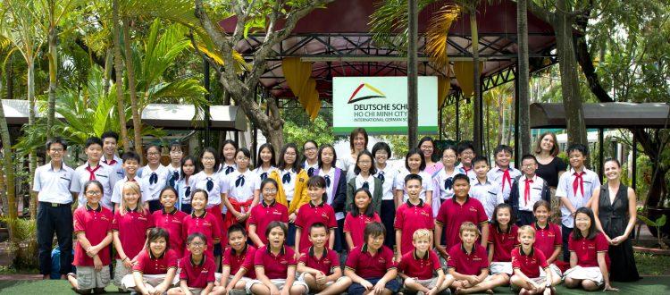 Thuc Hanh Saigon besucht IGS