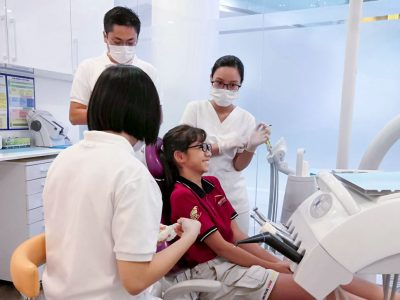 Besuch an der German Dental Clinic Saigon
