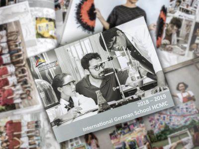 Jahrbuch 2018-2019 IGS HCMC