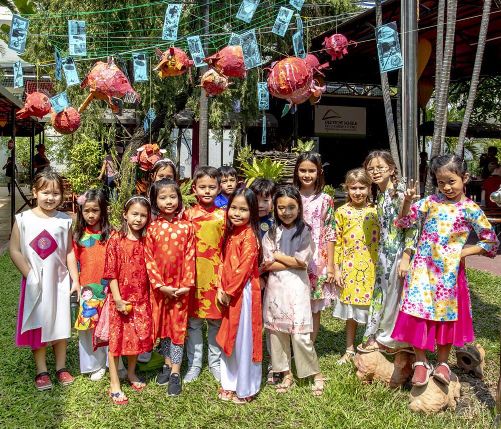 Tet Feier 2020 IGS HCMC
