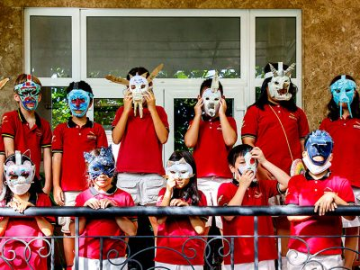 Theater+Kunst ander IGS HCMC