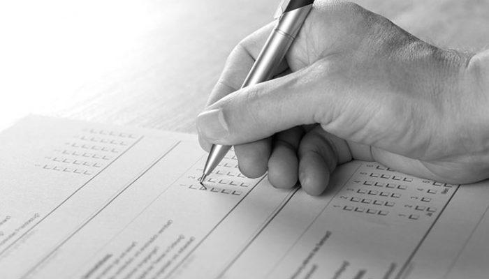Evaluation of the parent survey – area school