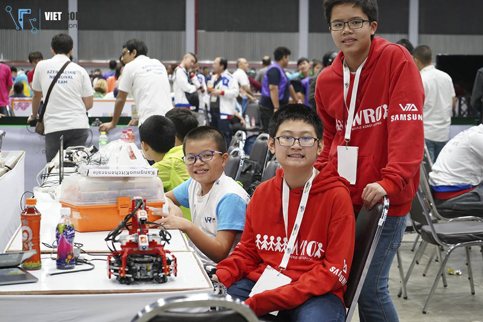 2018 World Robot Olympiad (WRO)
