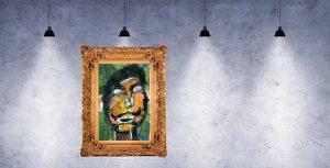 Vinh Portrait Kunstunterricht