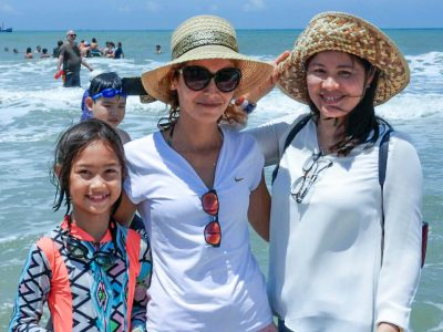 Schulausflug der IGS HCMC nach Vung Tau