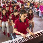 Zeugnisfeier IGS HCMC 2020