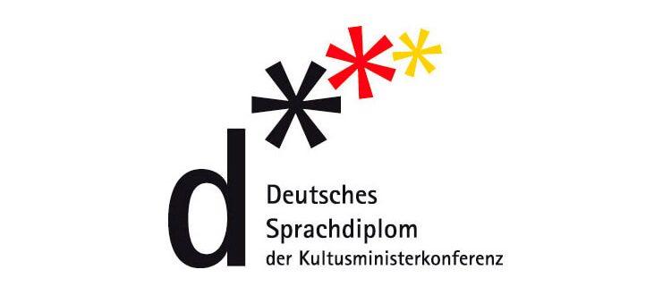 Deutsches Sprachdiplom der Kultusministerkonferenz: Logo