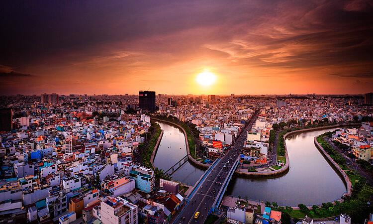 Ho Chi Minh City. Copyright: Quangpraha (pixabay)