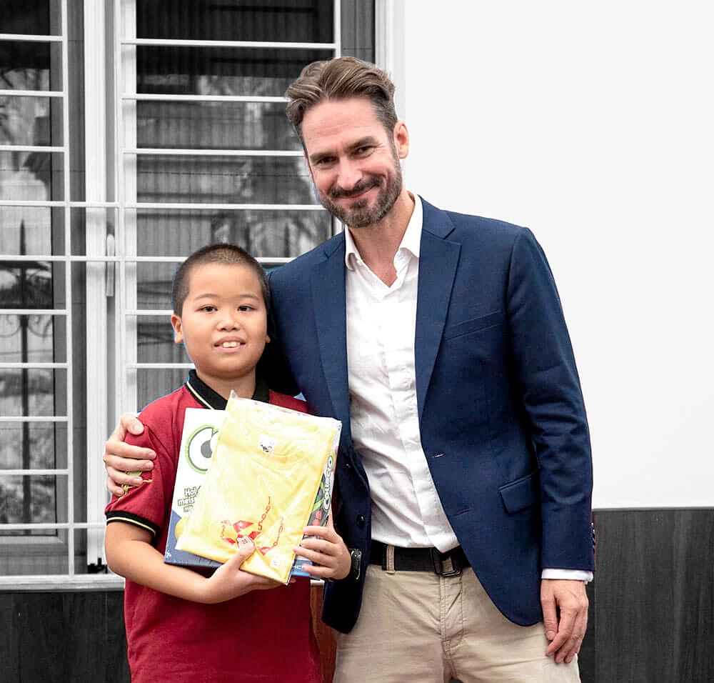 Känguru Mathematikwettbewerb 1. Platz IGS HCMC