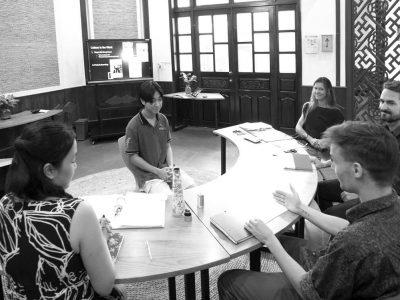 Forschungskolloquien at IGS HCMC