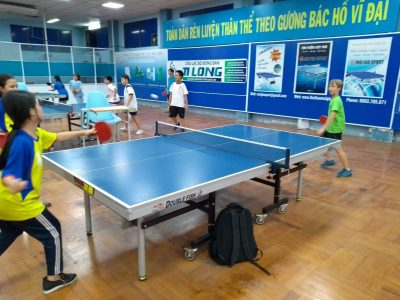table tennis contest 2018