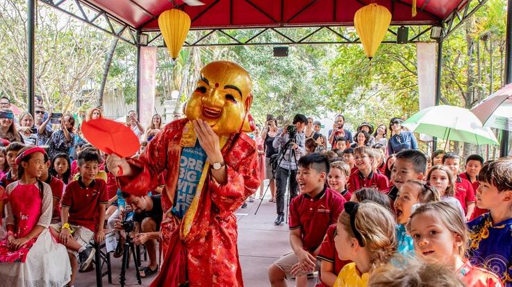 Tet Celebration at IGS HCMC